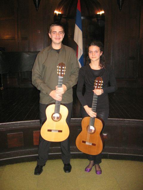 Ema Kapor and Belmin Okanovicic