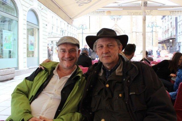 Thomas Offerman and Predrag Stankovic