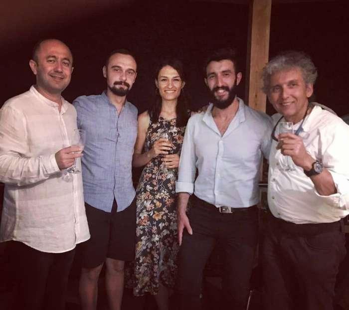 2nd international cyprus guitar festival team
