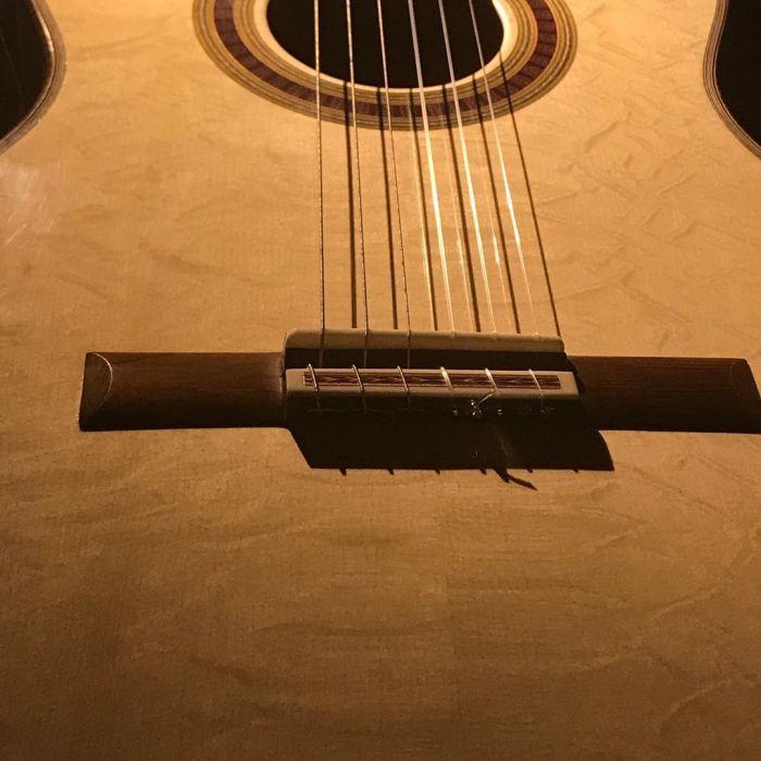 Bear claw _Spruce Guitar